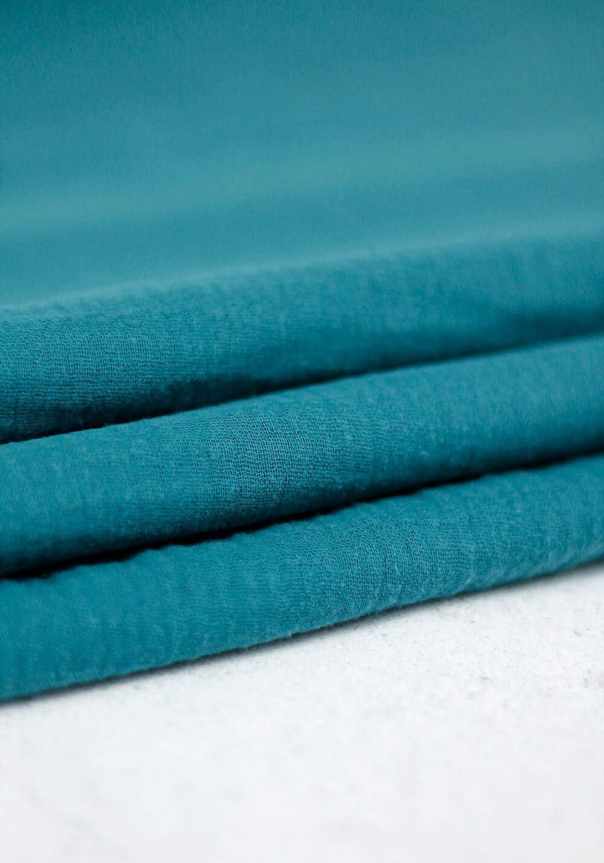 Tissu double gaze - Canard