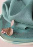 Tissu Viscose Dobby Cactus - Atelier Brunette