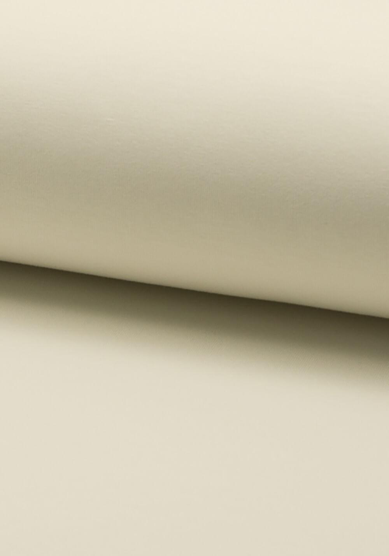 Tissu Molleton - Écru