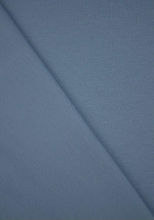 Tissu Molleton Fin - Océan