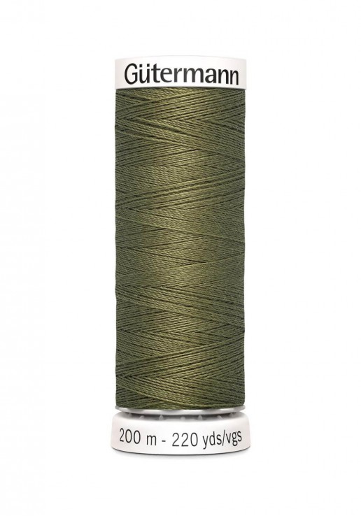 Fil à coudre polyester Gutermann 200m - 432