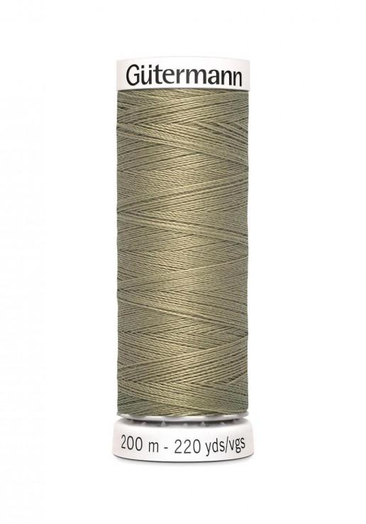 Fil à coudre polyester Gutermann 200m - 258