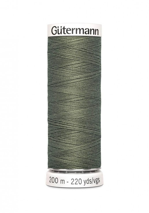 Fil à coudre polyester Gutermann 200m - 824