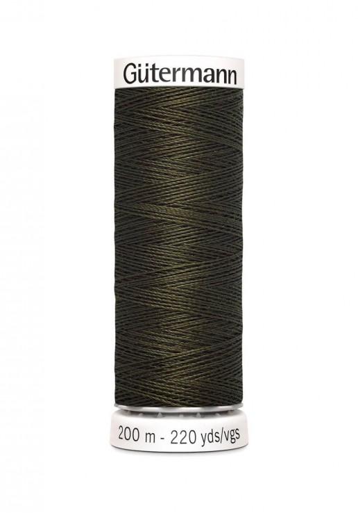 Fil à coudre polyester Gutermann 200m - 531