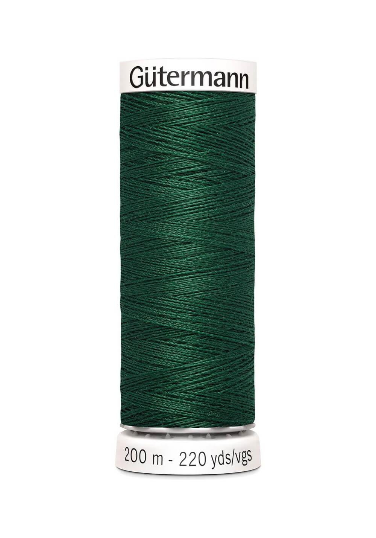 Fil à coudre 200m - 340 - Gutermann Polyester