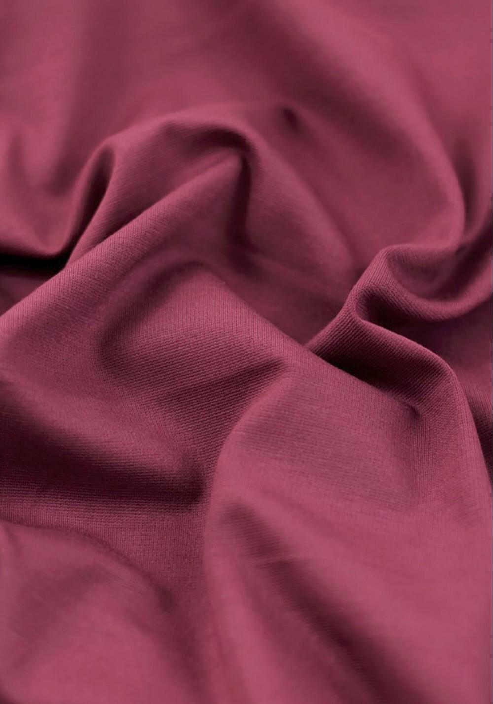 Tissu jersey milano - Baies écrasées