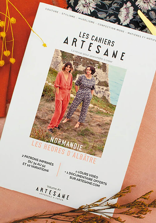 Cahier d'Artesane - Volume II