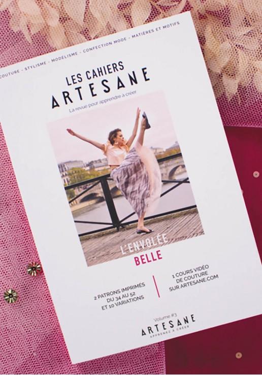 Cahier d'Artesane - Volume III