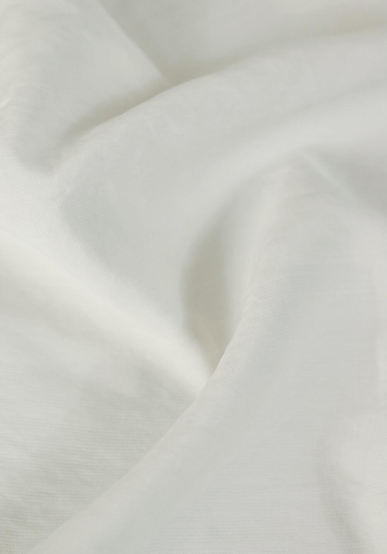 Tissu viscose texturé - Écru