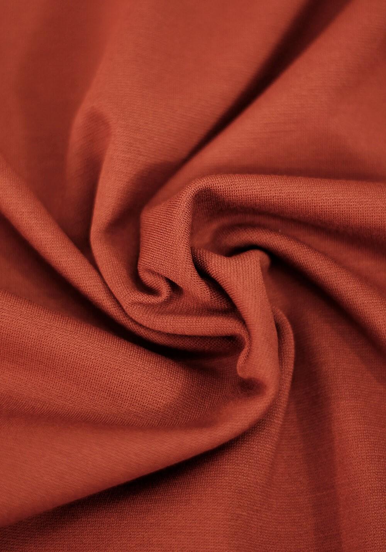 Tissu jersey milano - Terracotta