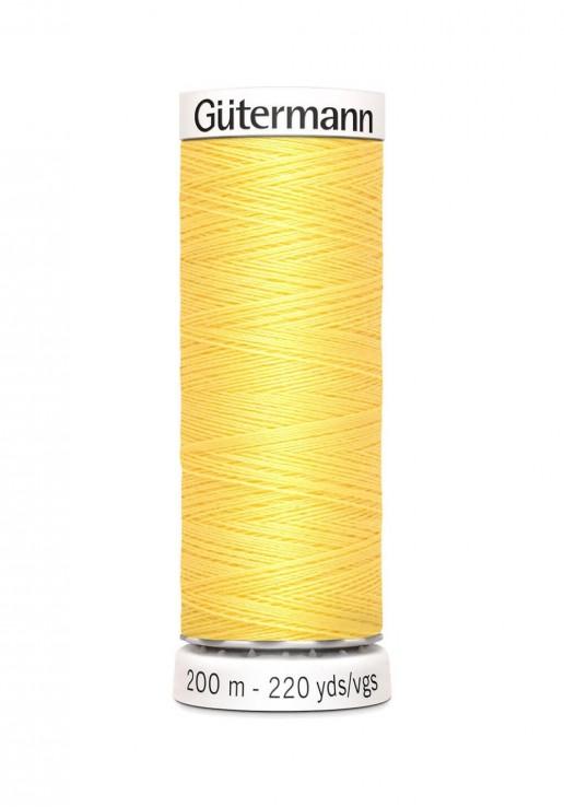 Fil à coudre 200m - 852 - Gutermann Polyester
