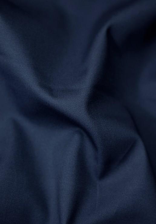 Tissu sergé chino - Bleu marine