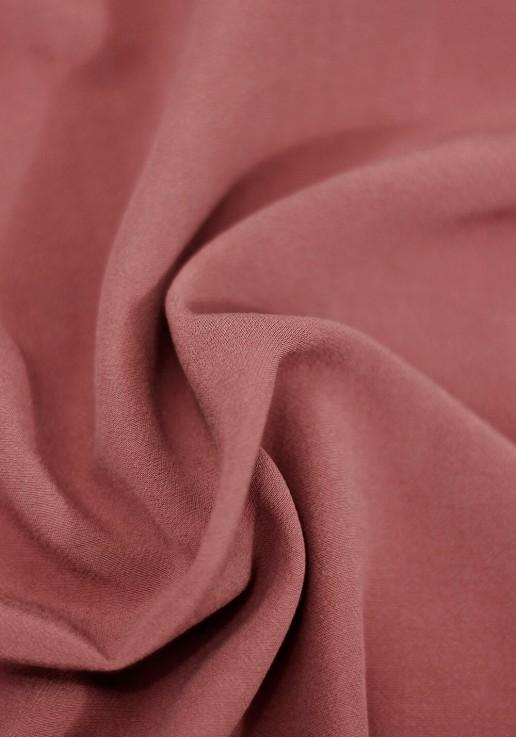 Tissu crêpe de viscose merveilleuse - Dusty Pink