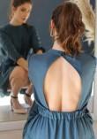 Robe Enola - Clématisse Pattern