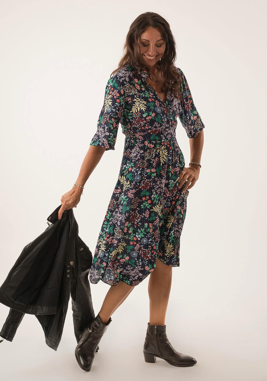 Robe Emma - Clématisse Pattern