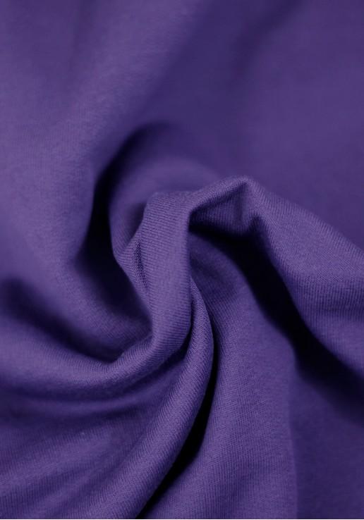 Tissu Molleton Fin - Violet