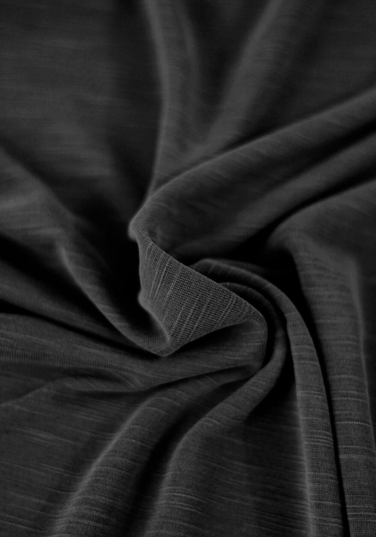 Tissu jersey modal flammé - Old Black