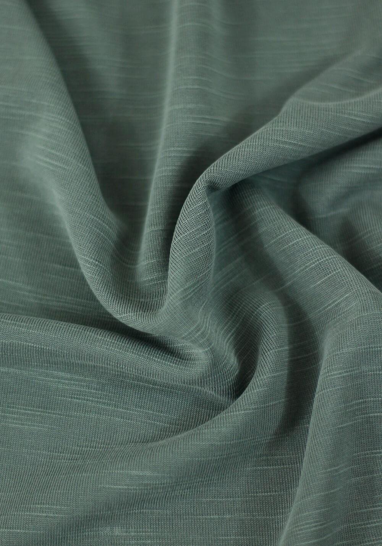 Tissu jersey modal flammé - Verveine