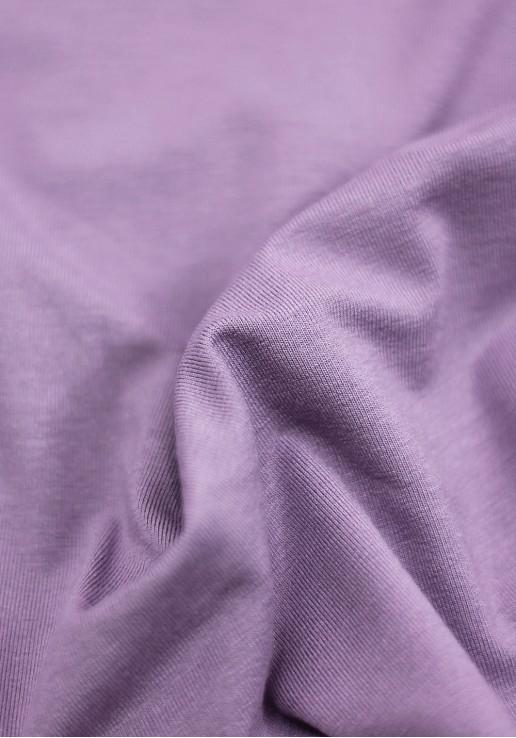 Tissu jersey viscose - Lilas