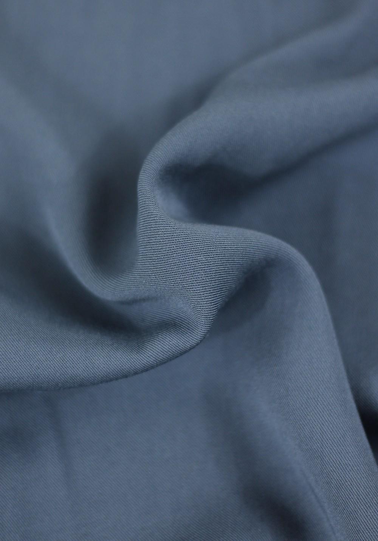 Tissu viscose Twill - Bleuet