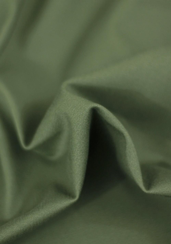 Tissu sergé chino - Vert Olive