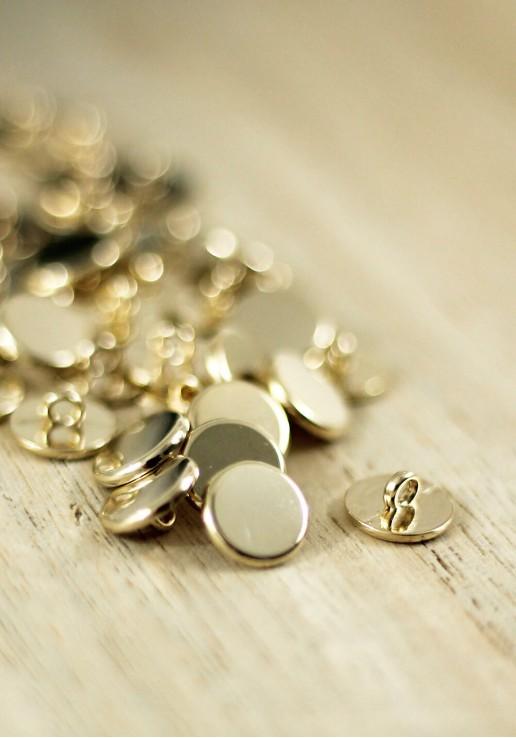 Bouton Dot - Gold