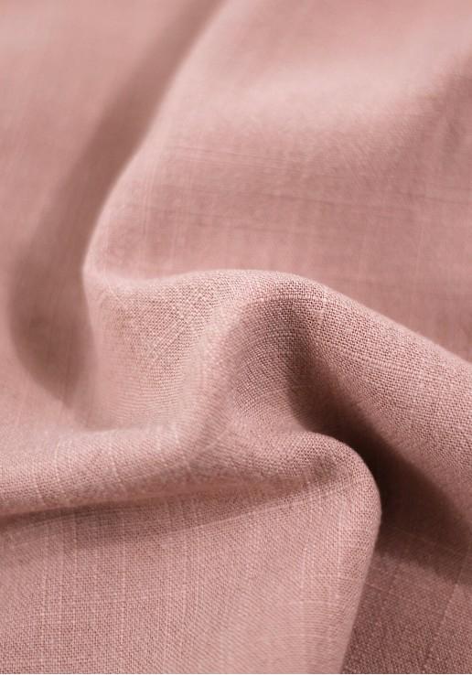 Tissu Lin Viscose - Rose Blossom