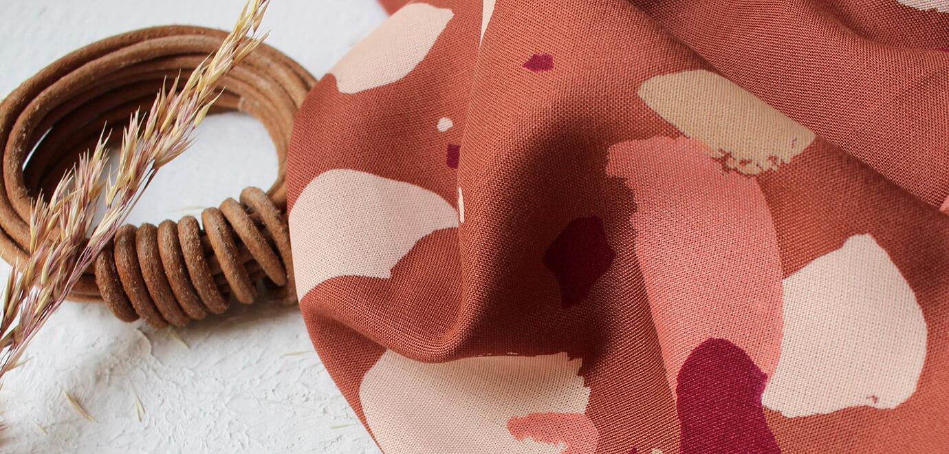 Tissu Atelier Brunette