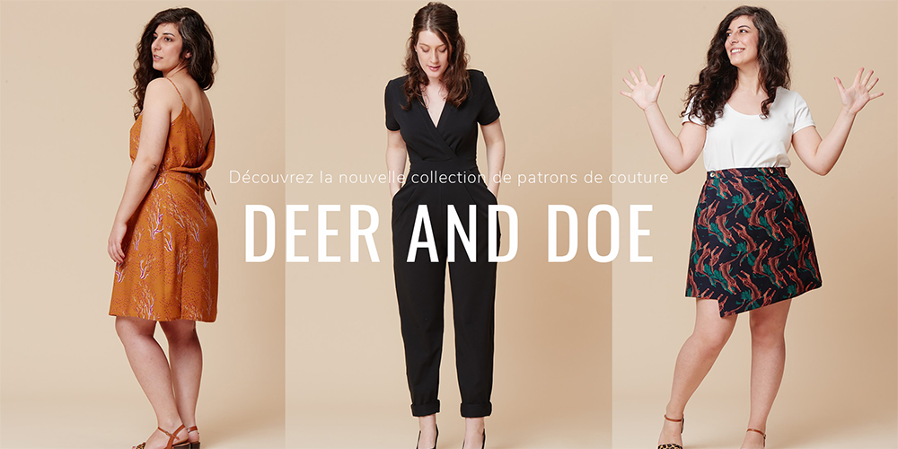 Nouvelle collection Deer and Doe